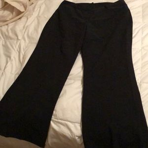 Black pants size 18s